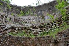 """Esterno delle fortificazioni di Bucarest: """"Forte del â di Leordeni – 10 Fotografia Stock"""