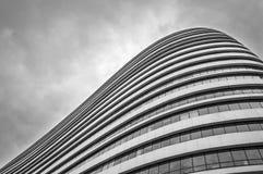 Esterno di architettura di soho di Wangjing Fotografie Stock Libere da Diritti