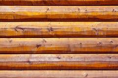 Esterno di legno Immagini Stock