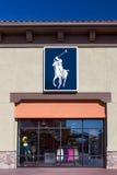 Esterno di Polo Ralph Lauren Sttore Immagine Stock Libera da Diritti