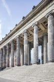 Esterno magnifico del museo di Altes Immagini Stock Libere da Diritti