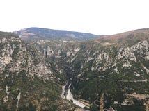 Esteron della montagna Fotografia Stock