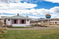 Estes Motel, Lakewood, Colorado foto de stock royalty free