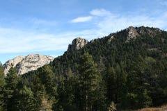 Estes Mountain Range stock photos