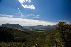 Estes National Park Imágenes de archivo libres de regalías