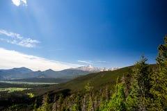 Estes National Park Foto de archivo libre de regalías