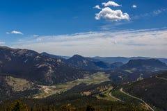 Estes National Park Imagen de archivo