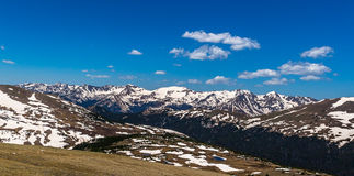Estes National Park Stock Image