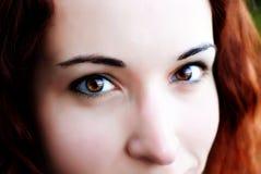 Estes olhos Fotos de Stock