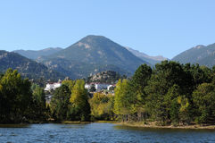 Estes Park Royalty Free Stock Photo
