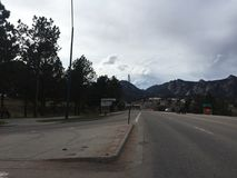 Estes Park Colorado Images libres de droits