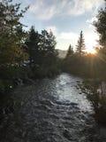 Estes Park. Colorado royalty free stock photo