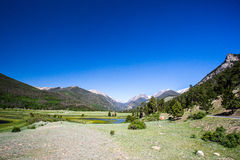 Estes park narodowy Fotografia Stock