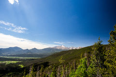 Estes park narodowy Zdjęcie Royalty Free