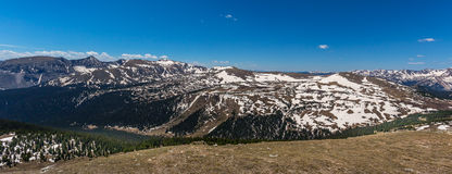 Estes park narodowy Obrazy Stock