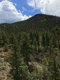 Estes Park. In the Rocky Mountains Stock Photography