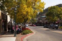 Free Estes Park Street Scene Stock Photography - 26849122
