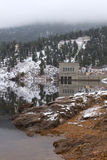 Estes Park Water Treatment Plant Arkivfoton