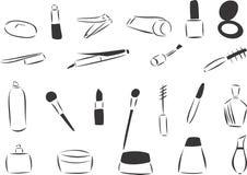 Estetiche illustrazione vettoriale