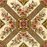 estetisk designtegelplatta Royaltyfri Foto