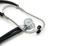 Estetoscópio médico Foto de Stock Royalty Free