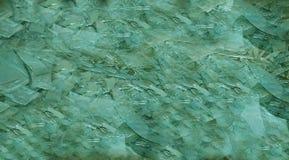 Estilhaços de vidro Foto de Stock Royalty Free