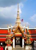 Estilo 06 da arquitetura de Tailândia foto de stock royalty free