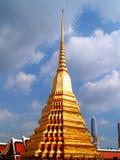 Estilo 07 da arquitetura de Tailândia fotografia de stock