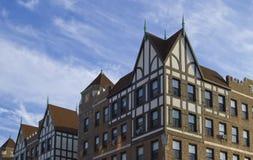 Estilo arquitectónico 2 imagens de stock royalty free