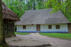 Estilo arquitetónico ucraniano Foto de Stock