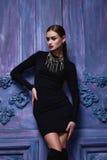 Estilo atractivo hermoso de la moda del negocio de la ropa de la colección de la mujer Fotos de archivo