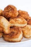 Estilo búlgaro fritado dos bolos - mekici Imagem de Stock Royalty Free