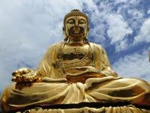 Estilo chino Buda Foto de archivo