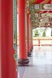 Estilo chino de la decoración Foto de archivo libre de regalías