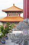 Estilo chino de la decoración Imagen de archivo