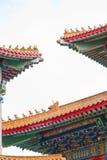 Estilo chino de la decoración Fotos de archivo