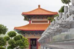 Estilo chino de la decoración Fotografía de archivo libre de regalías