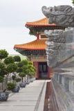 Estilo chino de la decoración Fotografía de archivo