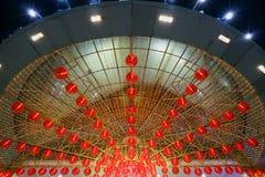 Estilo chino del bokeh del Año Nuevo