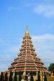 Estilo chino del templo imágenes de archivo libres de regalías
