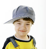 Estilo da criança Foto de Stock