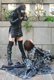 Estilo da forma de Harajuku Foto de Stock Royalty Free