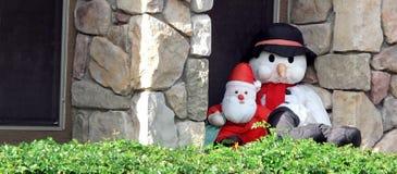 ¡Estilo de Arizona de la Navidad! Imagen de archivo