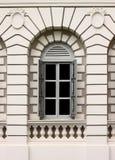 Estilo de Europa das portas Imagens de Stock