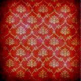 Estilo de Grunge: papel pintado pintado con las manchas de óxido Fotografía de archivo libre de regalías