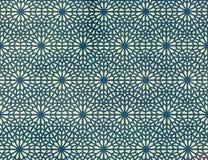 Estilo de la arquitectura de Marruecos Imagenes de archivo
