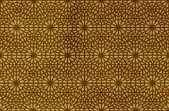 Estilo de la arquitectura de Marruecos Imágenes de archivo libres de regalías