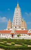 Estilo de la India de la pagoda Fotos de archivo libres de regalías