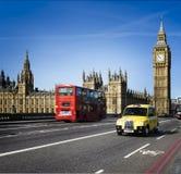 Estilo de Londres Foto de archivo libre de regalías