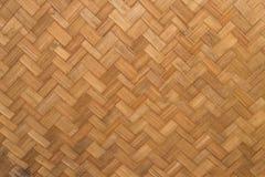 Estilo de madera del modelo tailandés Foto de archivo libre de regalías